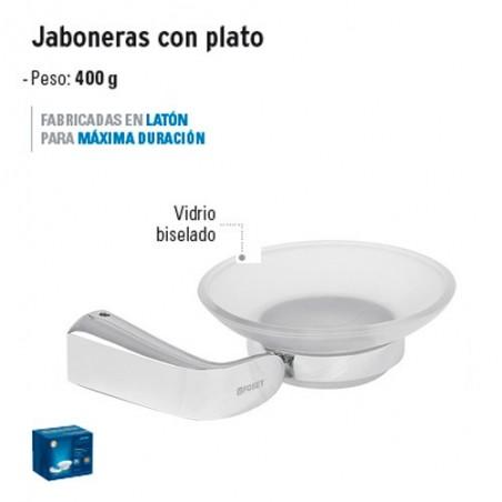 Jaboneras con Plato FOSET
