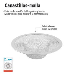 Canastilla-Malla FOSET