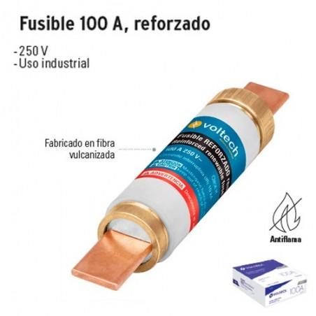 Fusible 100 A Reforzado VOLTECK