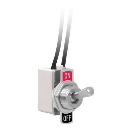 Interruptor de Palanca con Cable VOLTECK