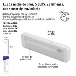 Encuetra iluminacion baterias en - Sensor de movimiento para luz precio ...