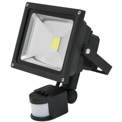 Reflectores de LED con Sensor de Movimiento VOLTECK