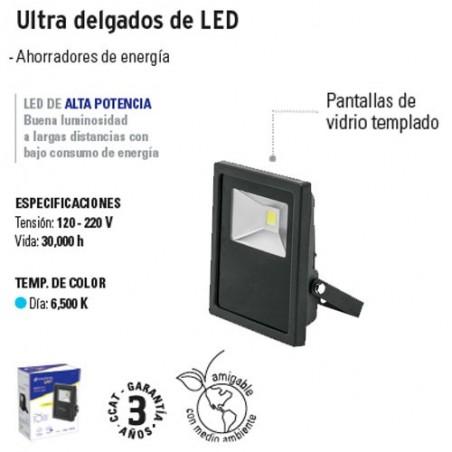 Reflectores Ultra Delgados de LED VOLTECK