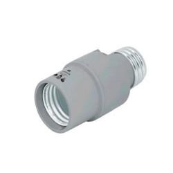 Portalámpara de Policarbonato con Sensor de Luz VOLTECK
