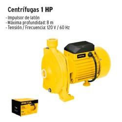 Bomba Centrifuga 1 HP PRETUL