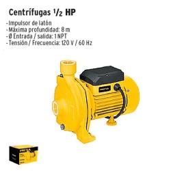 Bomba Centrifuga 1/2 HP PRETUL