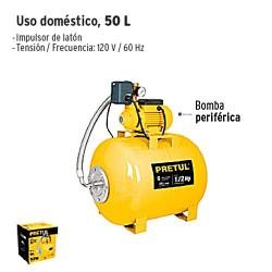 Bomba Hidroneumatica Uso Domestico PRETUL