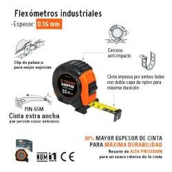 Flexometro Industrial TRUPER
