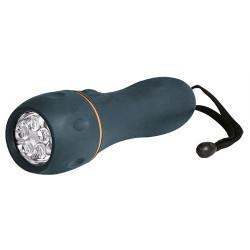 Linternas Plasticas de Pilas con LEDS TRUPER