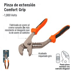 Pinza de Extension Comfort Grip TRUPER