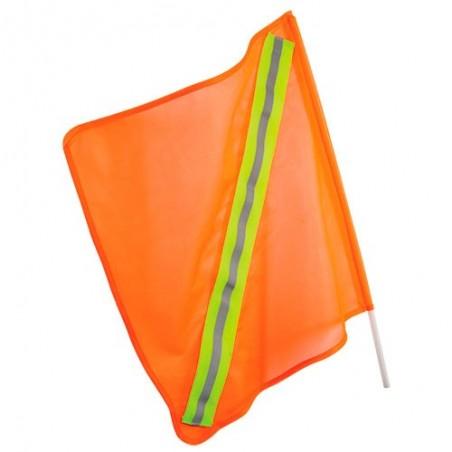 Bandera Vial con Reflejante TRUPER