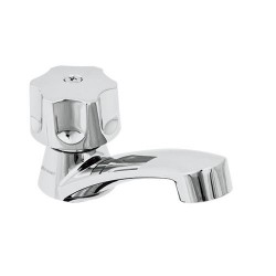 Llave Plastica Individual para Lavabo Basic ABS FOSET