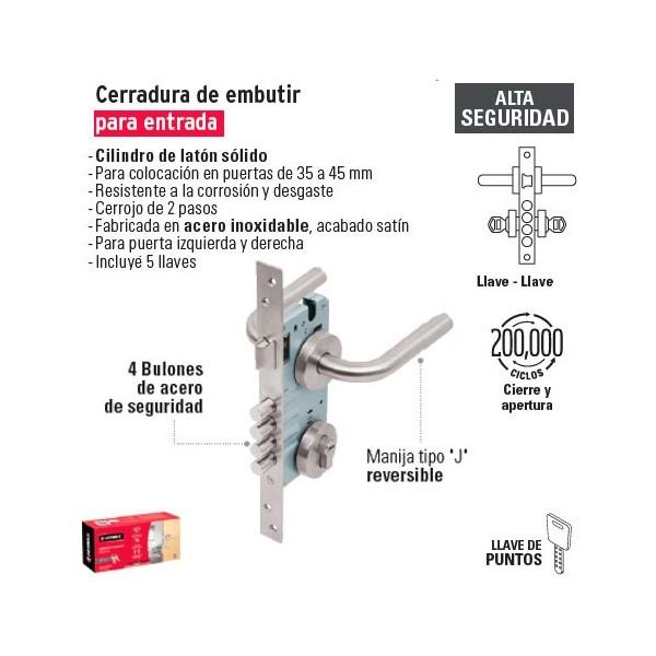 venta de cerraduras de seguridad en guadalajara