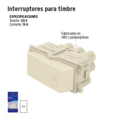 Interruptores para Timbre VOLTECK