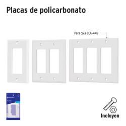 Placa de Policarbonato VOLTECK
