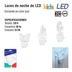 Luces de Noche de LED VOLTECK