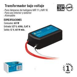 Transformador Bajo Voltaje VOLTECK