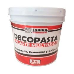 Adhesivo para Tablaroca Plaste Multiusos DECOPASTA