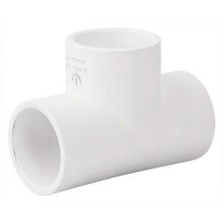 Tee Sencilla de PVC Hidráulico FOSET