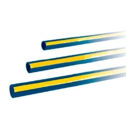Tubo de CPVC Azul