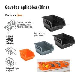 Gavetas Apilables (Bins) TRUPER