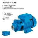 Bombas Perifericas 1/2 HP FOSET