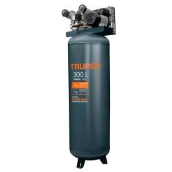 Compresor de Aire Vertical 220 Vde 300 Litros TRUPER