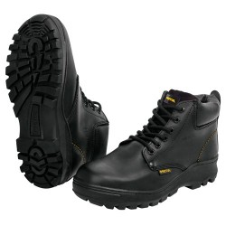 """Zapatos """"Botas"""" Industriales Con Casquillo PRETUL"""