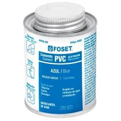 Pegamento Azul para PVC FOSET