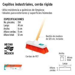Cepillo Industrial Cerda Rigida KLINTEK