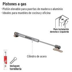Piston a Gas para Muebles de Cocina y Oficina HERMEX