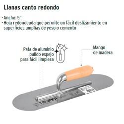 Llana Canto Redondo TRUPER