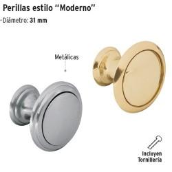 Perilla Estilo Moderno HERMEX