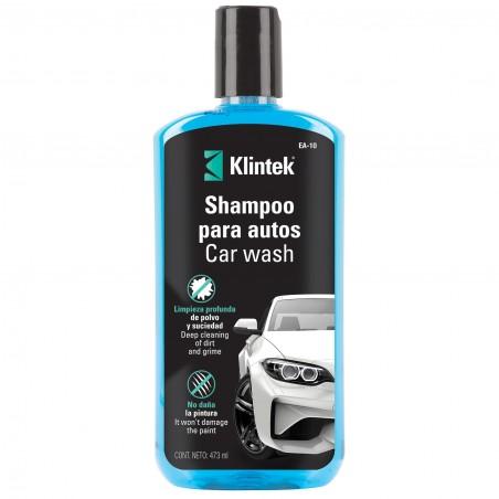 Shampoo para autos KLINTEK