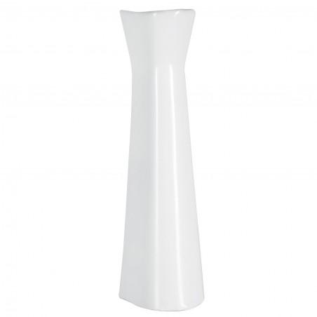 Pedestal Ceramico Blanco...