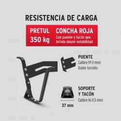 Carretilla 5.5 ft³ (80...