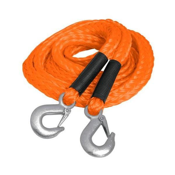 Cuerdas con Ganchos para Remolque TRUPER