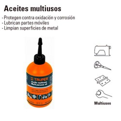 Aceite Multiusos TRUPER
