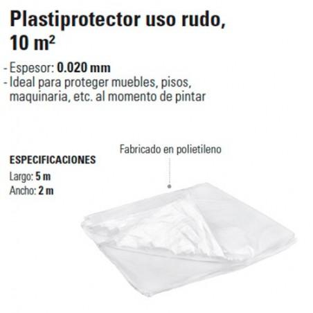 Plastiprotector Uso Ligero 15 m 2 TRUPER