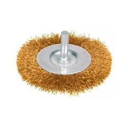 Carda Circular Alambre Fino Calibre 0.17 mm TRUPER
