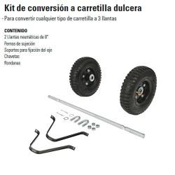Kit de Conversion a Carretilla Dulcera TRUPER