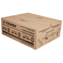 Caja Completa con Llanta y Accesorios TRUPER