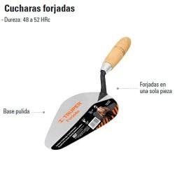 Cuchara Forjada Centroamericana TRUPER
