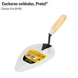 Cucharas Soldadas Mérida TRUPER