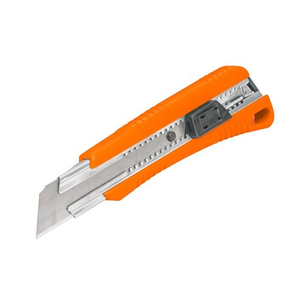 Cutter Profesional con Alma Metálica 25 mm TRUPER