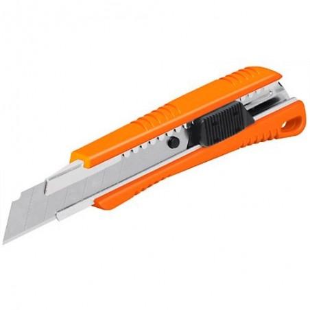 Cutter Profesional con Alma Metalica 18 mm TRUPER