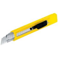 Cutter Reforzado con Alma Metalica 9 mm PRETUL