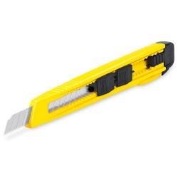 Cutter Plástico 9 mm PRETUL