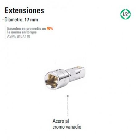 """Extensiones 1/2"""" TRUPER"""