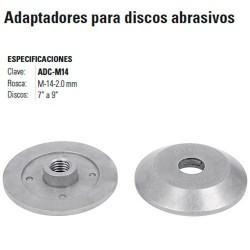 Adaptador Para Disco Abrasivo TRUPER
